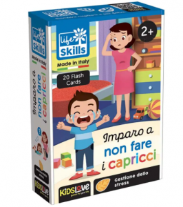 FLASH CARDS - Imparo a non fare i Capricci