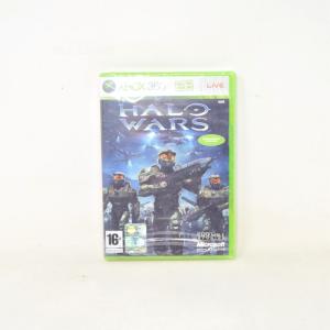 Video Game Perxbox360 Halo Wars New