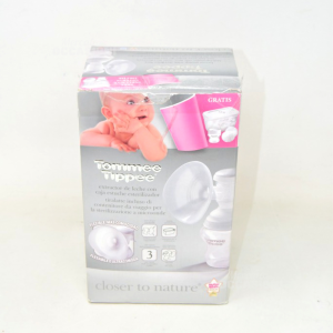 Breast Pump Tomme Tippee + Terilizzatore For Microwaves