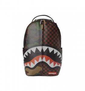 Zaino Sprayground Checks & Camouflage