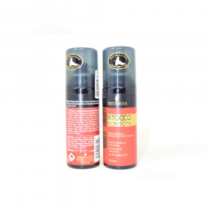 Testanera Ritocco Ricrescita Spray Red 120 Ml.- Dyes Hair 2 Pieces