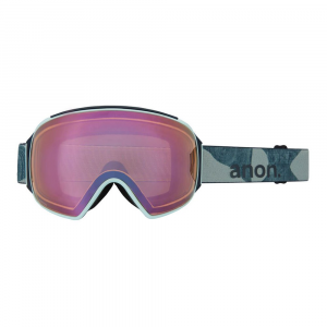 Maschera Snowboard Anon M4 MFI Grey Toric