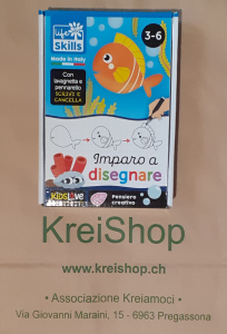 FLASH CARDS - Imparo a Disegnare
