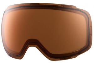 Lente Snowboard Anon Ricambio M2 Amber Lens