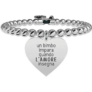 Bracciale Kidult Donna Love CUORE | L'AMORE INSEGNA