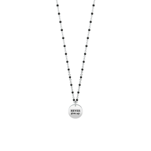 Collana Kidult Donna Philosophy NEVER GIVE UP | TENACIA