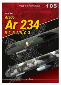Arado Ar 234 B-2,B-2/N, C-3