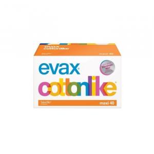 Evax Cottonlike Maxi Proteggi Slip 40 Unità
