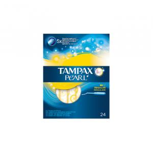 Tampax Pearl Regular 24 Unità