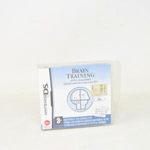 Videogioco Nintendo Ds Brain Training