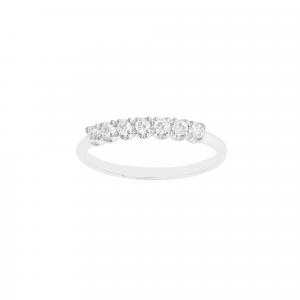 Anello Fedina Diamanti ct.0,19