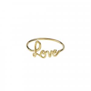 Anello Love Oro18kt