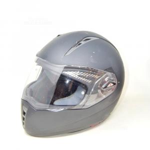 Motorcycle Helmet Airoh Black Matt Size.m 57 / 58 Cm