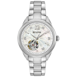Bulova Orologio Sutton, Automatic, Diamond