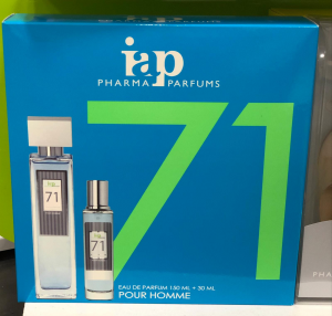 Iap pharma 71 Cofanetto 150ml + 30ml