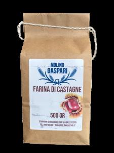 Farina di castagne - 500gr