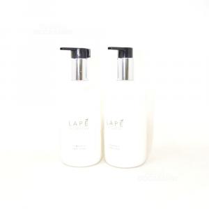 Lapé Cream Hands Vanilla Honey 2x300ml 2 Pieces
