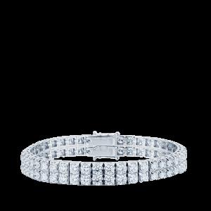 Bracciale Tennis Diamanti bianchi ct. 0,72