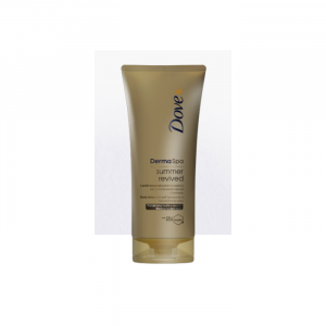 Dove Derma Spa Summer Revived Dark Lotion 200ml