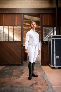 Urano/h - camicia equitazione winter uomo