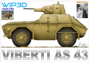 VIBERTI AS 43 AUTOBLINDA