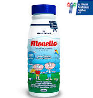 LATTE CRESCITA MONELLO 500 ML