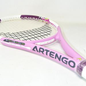 Racchetta Tennis Artengo Lilla Bianca 20-24kg Nuova