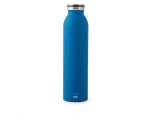 Bottiglia termica blu 750ml 12 ore caldo e freddo