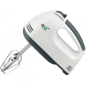 DPM Frullino Doppia Frusta Verde Scuro Per Dolci Utensile Due Fruste 7 Velocità 200 Watt