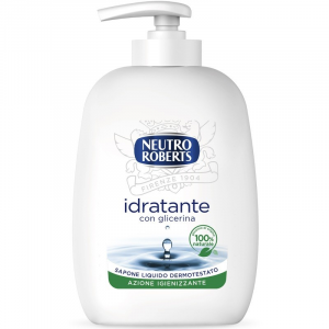 NEUTRO ROBERTS Sapone Liquido Idratante 200 ml