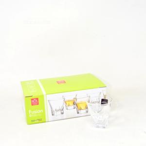 Packaging Glasses Liquor 6 Pieces