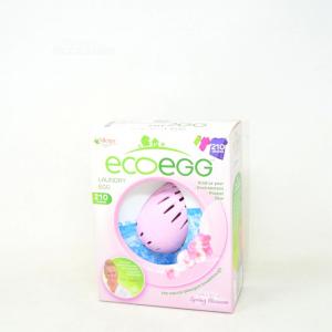 Detersivo Ecologico Per Washing Machine Ecoegg 210 Lavaggi Spring Blossom New