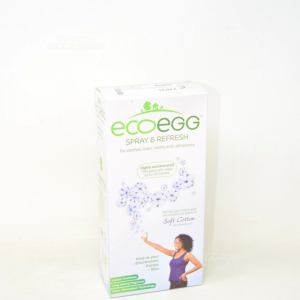 Ecoegg Spray & Refresh Soft Cotton Concentrated 250 Ml New