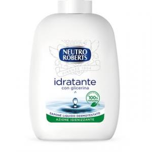 NEUTRO ROBERTS Sapone Liquido Idratante Ricarica 200 ml