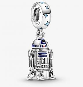 Star Wars, charm pendente R2-D2