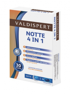 Valdispert Notte 4 in 1 30 Capsule Molli