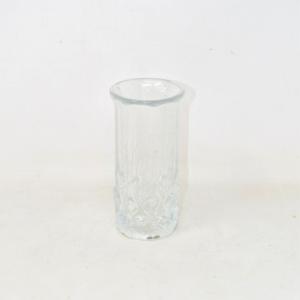 Glass Jar,height 17 Cm Tall