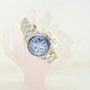 Orologio Breil Cronografo, A Batteria, Water Resistant, Funzionante