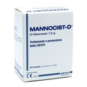 Mannocist D 20 Bustine
