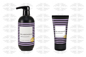 ESLABONDEXX - Rescue Shampoo 200ml e 1000ml