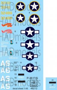P-38 F/G