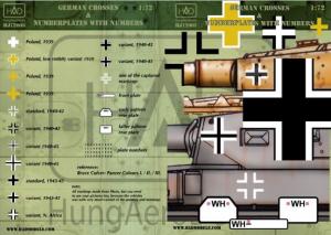 German crosses