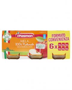Plasmon mela 6x104g