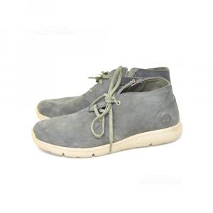Shoes Timberland Velvet Green N°.38