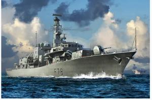 HMS TYPE 23 Frigate