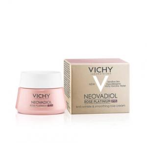 Vichy Neovadiol Rose Platinum Occhi Crema Anti-Borse e Anti-Rughe 15 ml