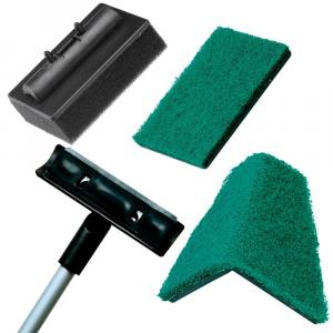BLU 9019 Kit per la pulizia dell'acquario FERPLAST