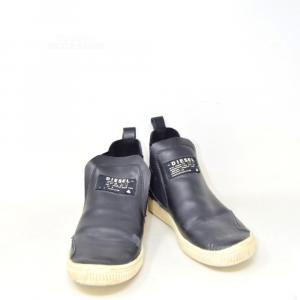Shoes Diesel Black N°.37 (defect)