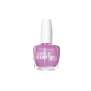 Maybelline Superstay 7 days Gel Nail Color 210 Eternal Lilac