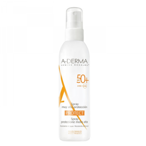 Aderma Protect Spray Very High Protection SPF 50+ 200ml